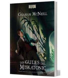 Novela: Los Gules del Miskatonic (Cartoné) - No contiene promo
