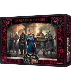 Canción de Hielo y Fuego: Héroes Targaryen I