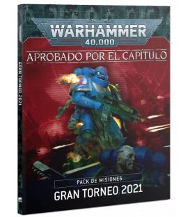 Warhammer 40,000: Aprobado por el Capítulo (Pack de Misiones Gran Torneo 2021)