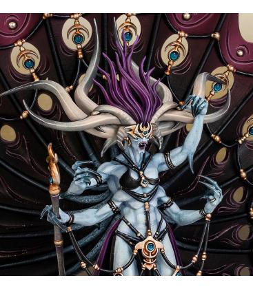 Warhammer Age of Sigmar: Hedonites of Slaanesh (Dexcessa, the Talon of Slaanesh)