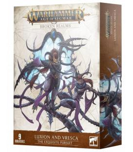 Warhammer Age of Sigmar: Broken Realms (Luxion and Vresca - The Exquisite Pursuit)