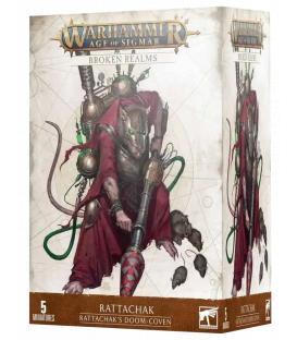 Warhammer Age of Sigmar: Broken Realms (Rattachak - Rattachak's Doom-Coven)