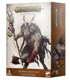 Warhammer Age of Sigmar: Broken Realms (Ghorraghan Khai – The Butcher-Herd)