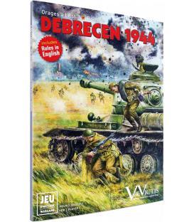 Debrecen 1944: Orages à l'Est 2 Hongrie (Inglés)