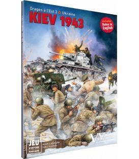 Kiev 1943: Orages à l'Est 3 Ukraine (Inglés)