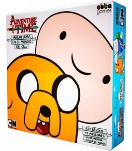 Adventure Time: Aventuras en el Mundo de Ooo