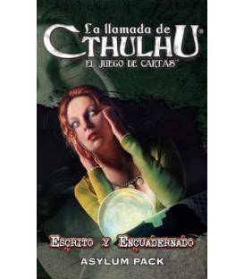La Llamada de Cthulhu LCG: Escrito y Encuadernado