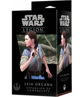 Star Wars Legion: Leia Organa (Expansión de Comandante)