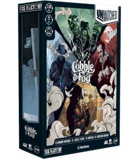 Unmatched Battle of Legends: Cobble & Fog (+ Cartas Corregidas)
