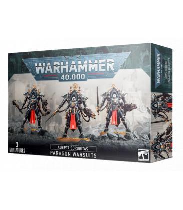 Warhammer 40,000: Adepta Sororitas (Paragon Warsuits)