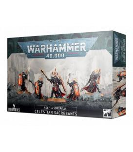 Warhammer 40,000: Adepta Sororitas (Celestian Sacresants)
