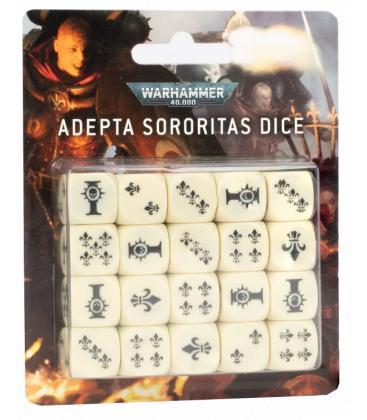Warhammer 40,000: Adepta Sororitas (Dice)