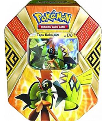Pokemon: GX Tapu Koko (Lata)
