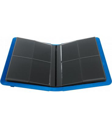 Gamegenic: Prime Album 8-Pocket (Blue)
