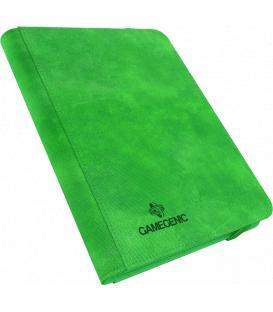 Gamegenic: Prime Album 8-Pocket (Green)