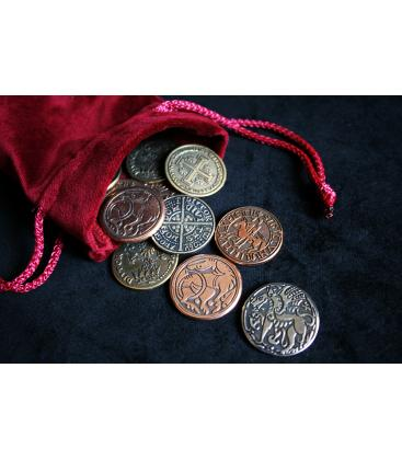 Legendary Metal Coins: Medieval (24)