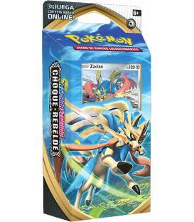 Pokemon: Espada y Escudo - Choque Rebelde (Baraja Zacian)