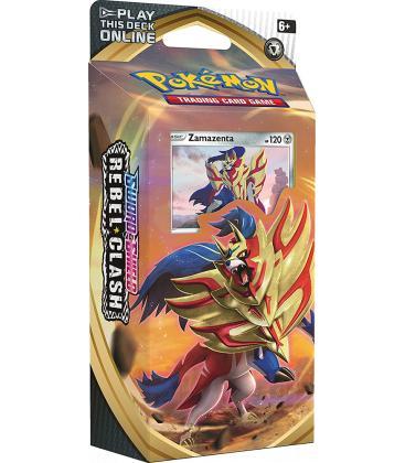 Pokemon: Espada y Escudo - Choque Rebelde (Baraja Zamazenta)