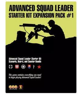 Advanced Squad Leader (ASL): Starter Kit Expansion Pack 1