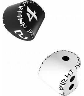 Q-Workshop: Runic (1 White & Black D2 + 1 Black & White D4)