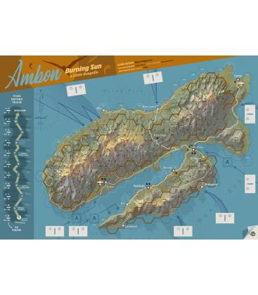 Ambon: Burning Sun & Little Seagulls