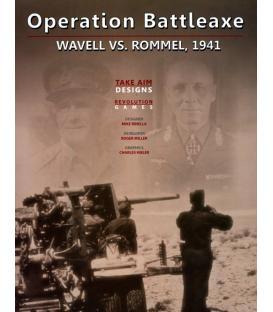 Operation Battleaxe: Wavell vs. Rommel, 1941