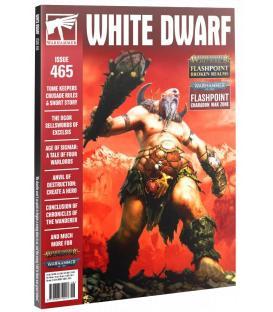 White Dwarf: June 2021 - Issue 465 (Inglés)