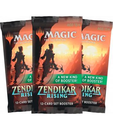 Magic the Gathering: Zendikar Rising (Sobres de Colección)