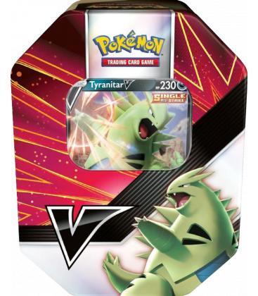 Pokemon: Tyranitar V (Lata)