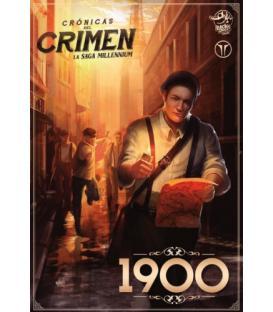 Crónicas del Crimen: 1900 (La Saga Millennium)