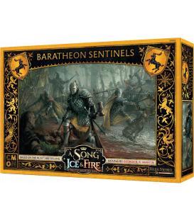 Canción de Hielo y Fuego: Centinelas Baratheon
