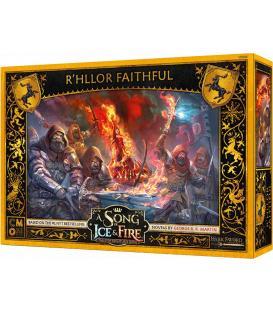 Canción de Hielo y Fuego: Adeptos de R'hllor