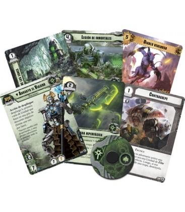 Warhammer 40.000 Conquest: Legiones de la Muerte