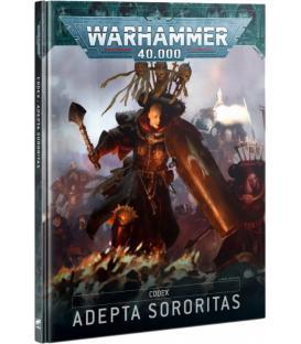 Warhammer 40,000: Adepta Sororitas (Codex) (Inglés)