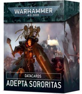 Warhammer 40,000: Adepta Sororitas (Tarjetas de Datos) (Inglés)