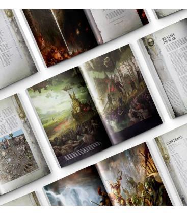 Warhammer Age of Sigmar: Libro básico