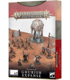 Warhammer Age of Sigmar: Paisaje de reino (Paraje de Ghur)
