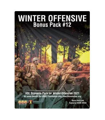 ASL Bonus Pack 12: Winter Offensive (Inglés)