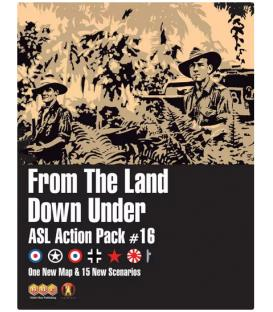 ASL Action Pack 16: From the Land Down Under (Inglés)