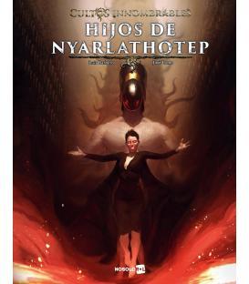 Cultos Innombrables: Hijos de Nyarlathotep (Esquina Golpeada)