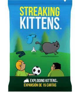 Exploding Kittens: Streaking Kittens