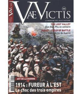Vae Victis 155: 1914 Fureur a l'Est (Francés)