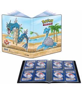 Pokemon: Álbum 4 Bolsillos (Gyarados & Lapras)
