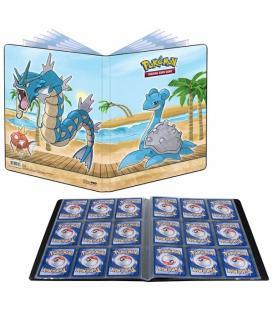 Pokemon: Álbum 9 Bolsillos Gallery Series Seaside (Gyarados and Lapras)