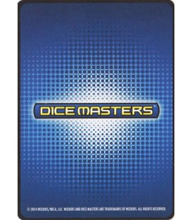 Dice Masters Civil War - Set Completo de Comunes