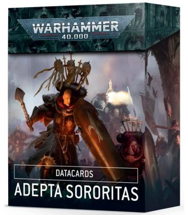 Warhammer 40,000: Adepta Sororitas Datacards