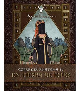 Aquelarre: Cofradía Anatema 4 (En Tierra de Elfos)