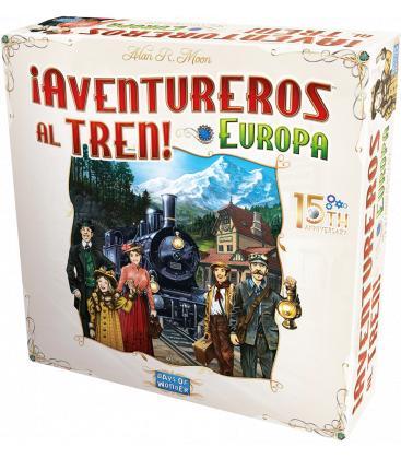 ¡Aventureros al Tren! Europa 15 Aniversario