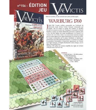 Vae Victis 156: Warburg 1760 Défaite sur la Diemel