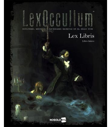 LexOccultum: Pack de Lanzamiento (Alter Ego + Lex Libris)
